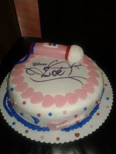 Violetta cake :-D