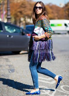 The Latest Textures to Add to Your Closet via @WhoWhatWear