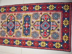 Claudia Medinaceli Bordados Agujas que pintan. Diy Ideas, Tapestry, Embroidery, Knitting, Rugs, Crochet, Crafts, Home Decor, Drawings