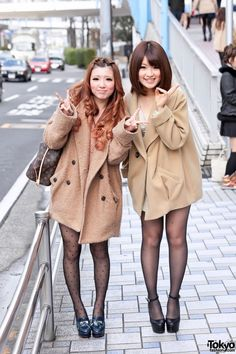 Tokyo Girls Collection Street Snaps 2012 S/S
