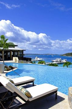 Scrub Island Resort and Spa in Tortola, the British Virgin Islands