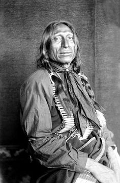Chief Iron Tail, Sioux