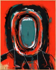 """Art Brut / Raw Art"" by Katja Gohe > Cool collection of Outsider Art, Art Brut, and Raw Art > View board here: http://www.pinterest.com/katjagohe/art-brut-raw-art/"