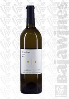 Domino Blanco '11, uno de los buenos vinos mexicanos.
