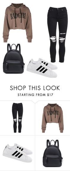 """moda5"" by denisa13alexandra on Polyvore featuring beauty, AMIRI, adidas and school Adidas, School, Polyvore, Shopping, Image, Beauty, Fashion, Moda, Fashion Styles"