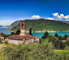 Lago d'Iseo, Franciacorta, Italy. #BerlucchiMood