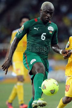 Burkina Faso 2013 Africa Cup of Nations Home Kit