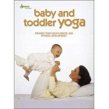 Baby and Toddler Yoga [DVD]