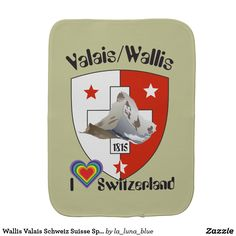Wallis Valais Schweiz Suisse Spucktuch Switzerland, La Luna, Mousepad, Crests, Decals