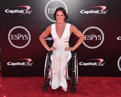 Tatyana Mcfadden - All the Looks from the 2016 ESPY Awards - Photos