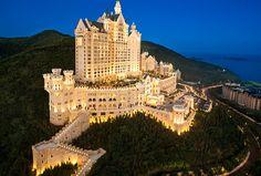 The Castle Hotel - Dalian China
