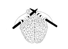 it's like if your brain is handcrafted. the brain needs process to be made. just like how you need to learn new things to fill up that mind of yours. Henn Kim, Grafik Design, Art Plastique, Art Inspo, Line Art, Art Drawings, Weird Drawings, Illustration Art, Landscape Illustration