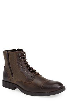 Robert Wayne 'Edgar' Cap Toe Boot (Men)