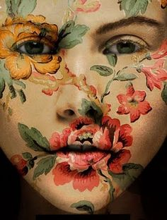 flower visage