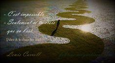 Citation : Alice et le Chapelier fou - Alice au pays des merveilles - Lewis Carroll