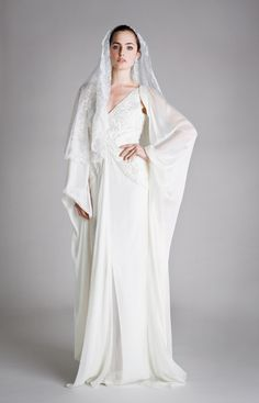 Temperley Bridal, Beatrice Collection, Camille Dress