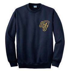 Argent University sweatshirt