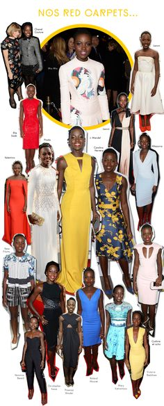 no doubt she is going to be one of the fashion icons of 201 - lupita nyong'o red carpet looks