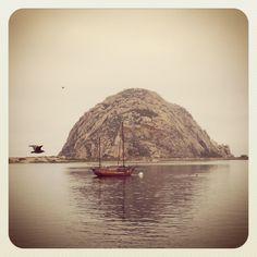 California Coast - Morro Bay