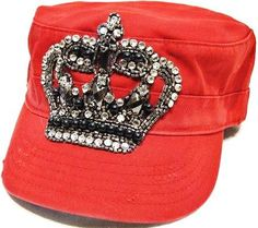 Blinged Crown Cadet Bliss Boutique & Gifts www.txbliss.com