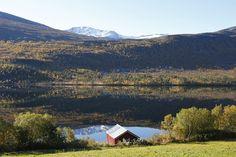 Fra Storlidalen, Oppdal, Norway by Asbjorn999