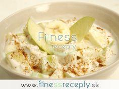 Zdravé fitness recepty - Ranná rýchlovka