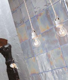 Carrelage mural / en céramique / poli / effet métallisé VOGUE : LUCE Arezia