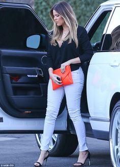 Khloe Kardashian-love her ombré