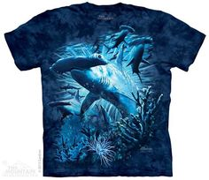 Hammerhead Shark T-shirt by The Mountain® - Free UK Delivery