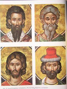 Фрески. Греция (альбом) | VK Face Icon, Vignettes, Saints, Painting, Tutorials, Art, Byzantine, Byzantine Icons, Art Background