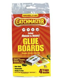 Snake Traps And Glue Boards