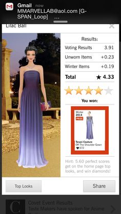 Covet Fashion Look