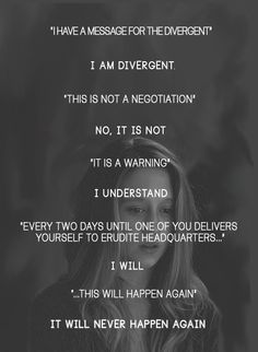 Tris Prior... Divergent.  I flipped out so bad at this part! OH MY GOSH! LOVE THIS BOOK!