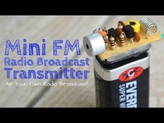 A Dead Simple, Well Constructed FM Transmitter