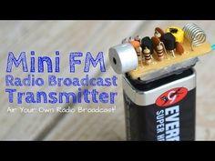 The Ultimate FM Transmitter  (Long Range Spybug) - All