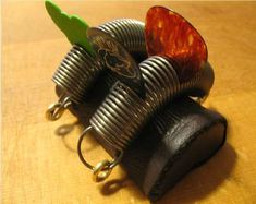 Maybe if I made one of these... I'd quit finding all of carls picks in the washer and dryer... Lol