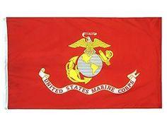 US Marines Flag 3' X 5'