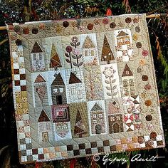 Gipsy quilter
