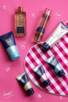 Bath & Body Works Tutti Dolci Shower Gels Fragrance Mists Body Creams and Creamy Body Washes Are on Sale Now for $6