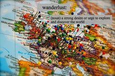 wanderlust wanderlust wanderlust...