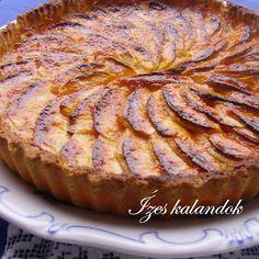 Ízes kalandok: Francia almatorta My Recipes, Cooking Recipes, Favorite Recipes, Healthy Recipes, Smoothie Fruit, Eat Pray Love, Hungarian Recipes, Kaja, Apple Cake