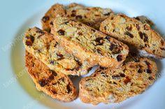 Бискотти - итальянское печенье