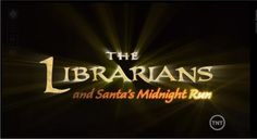 TNT's new series The Librarians gave us our Christmas present: a sweet, good-natured Santa episode. Santa, played by Bruce Campbell, is helping out at a London soup kitchen when he is grabbed by the Serpent Brotherhood. Jenkins (John Laroquette) has to educate the Librarians, and guardian Eve Baird, on what – and who – Santa …  http://www.threeifbyspace.net/2014/12/librarians-santas-midnight-run-review/ 12-26-2014