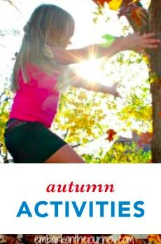 Embrace the great outdoors this fall season with these fun fall activities for the entire family.