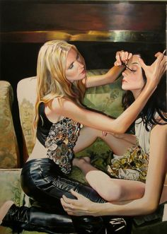 20 Mind Blowing and Hyper-Realistic Paintings by Diego Gravinese - Hot Cakes. Follow us www.pinterest.com/webneel