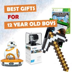 Best Christmas Gifts for 12 Year Old Boys | Christmas | Pinterest ...