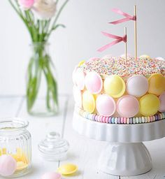 10 recettes de Candy Cakes pour une double dose de gourmandise