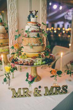 cheese cake Ballybeg House Wedding015