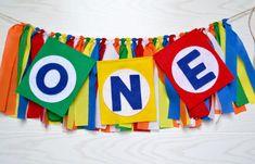 Ball Theme Birthday, Lego Birthday Banner, Bouncy Ball Birthday, Elmo First Birthday, First Birthday Party Themes, Lego Birthday Party, Boy Birthday Parties, Birthday Ideas, Elmo Party