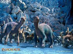 Dinosaur History, Dinosaur Art, Dinosaur Stuffed Animal, Disney Animated Movies, Disney Movies, Disney Pixar, Walt Disney, Disney Dinosaur Movie, Walking With Dinosaurs